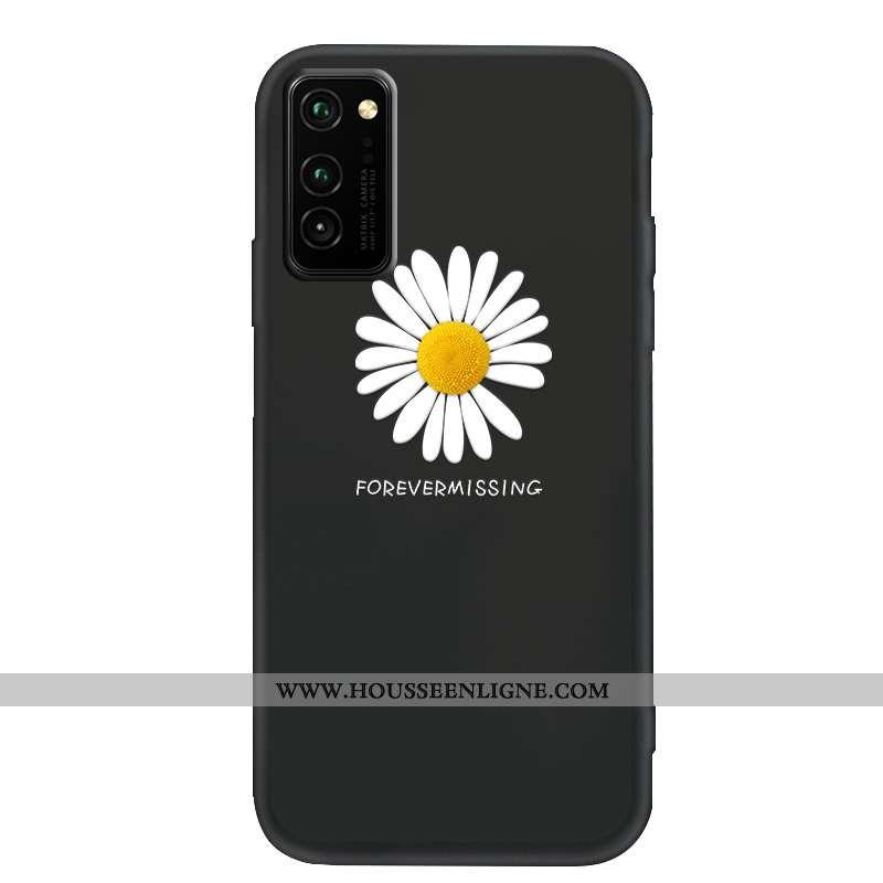 Étui Honor View30 Fluide Doux Silicone Ultra Délavé En Daim Légère Téléphone Portable Couvercle Arri