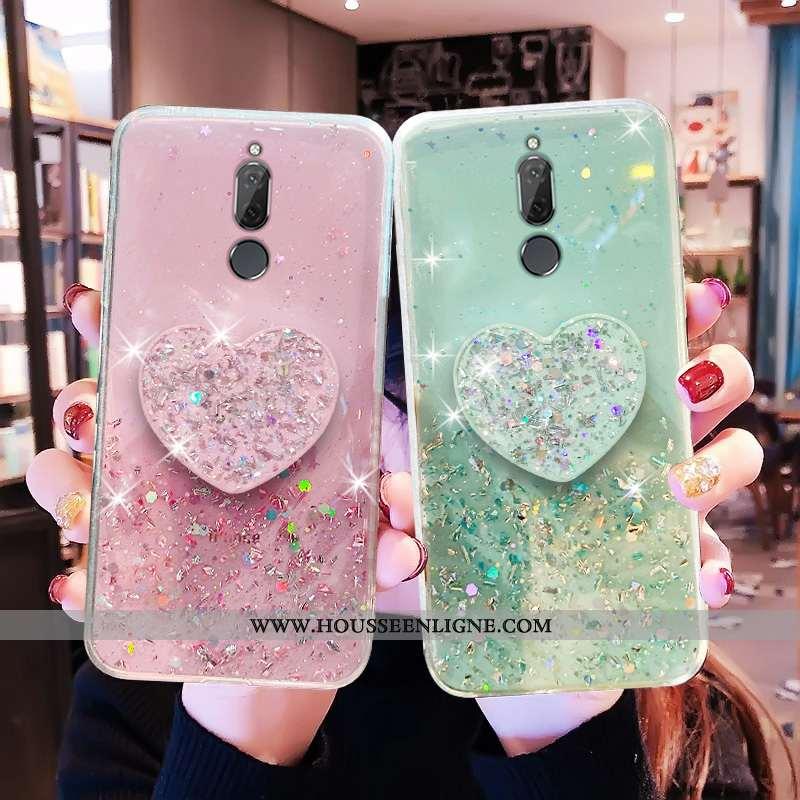 Étui Huawei Mate 10 Lite Protection Téléphone Portable Coque Tout Compris Vert Verte