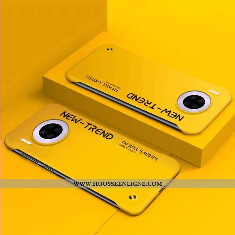 Étui Huawei Mate 30 Pro Créatif Ultra Difficile Téléphone Portable Clair Jaune Incassable