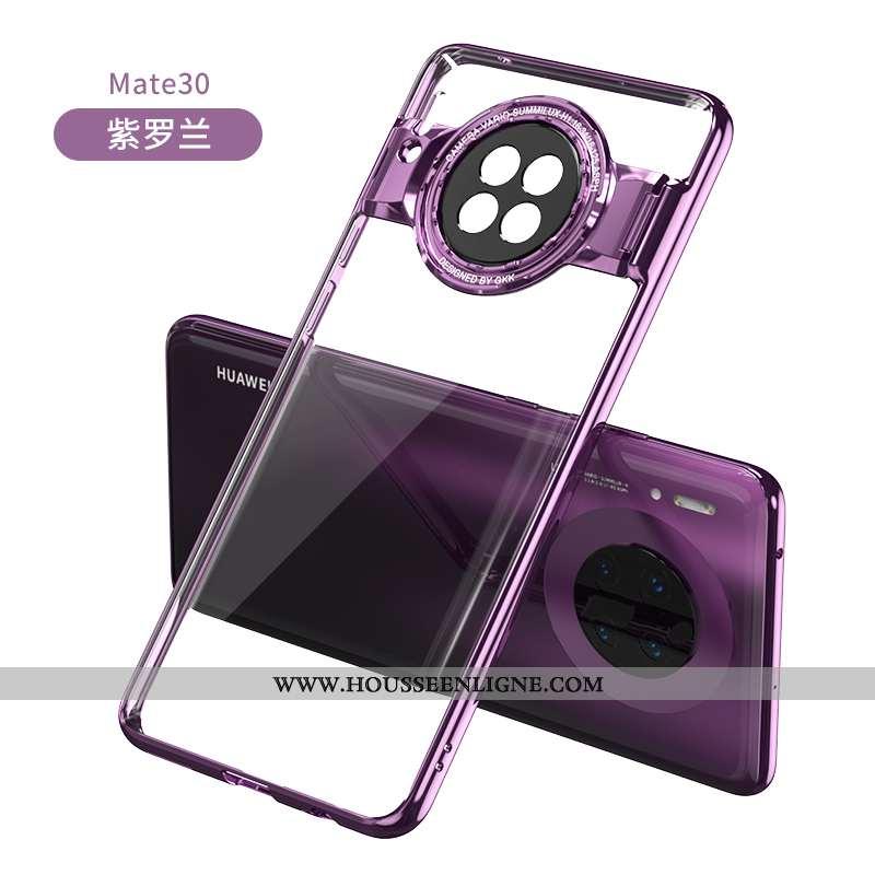 Étui Huawei Mate 30 Pro Ultra Légère Protection Téléphone Portable Dimensionnel Coque Transparent Vi