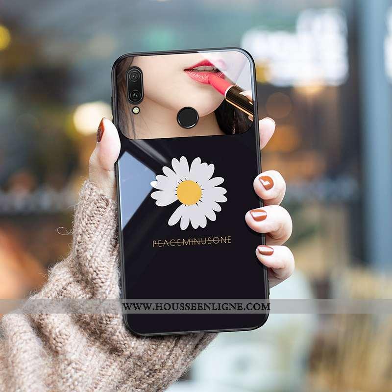 Étui Huawei P Smart 2020 Créatif Fluide Doux Silicone Noir Téléphone Portable Coque