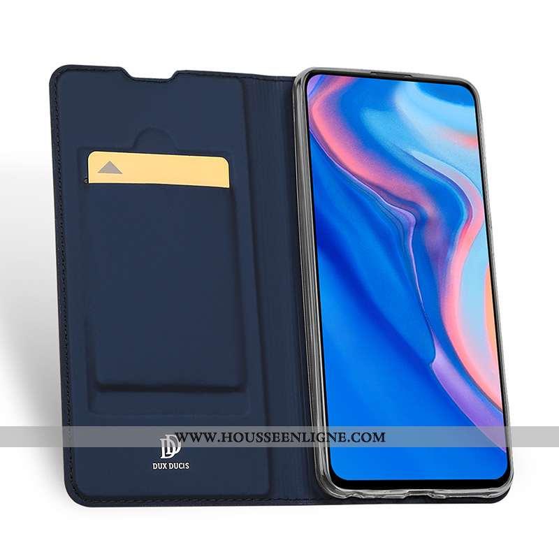 Étui Huawei P Smart Z Bleu Housse Téléphone Portable Coque