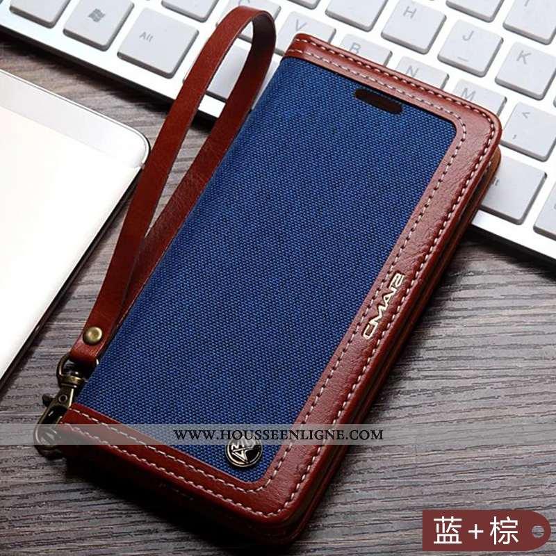 Étui Huawei P20 Lite Tendance Cuir Téléphone Portable Créatif Protection Silicone Marron