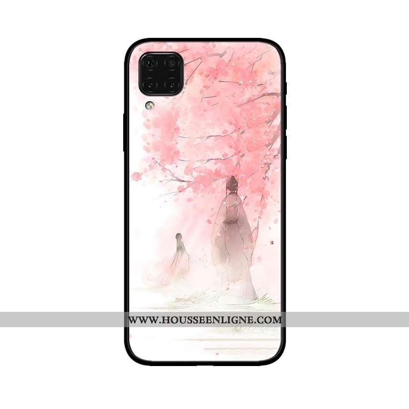 Étui Huawei P40 Lite Mode Protection Nouveau Incassable Coque Rose