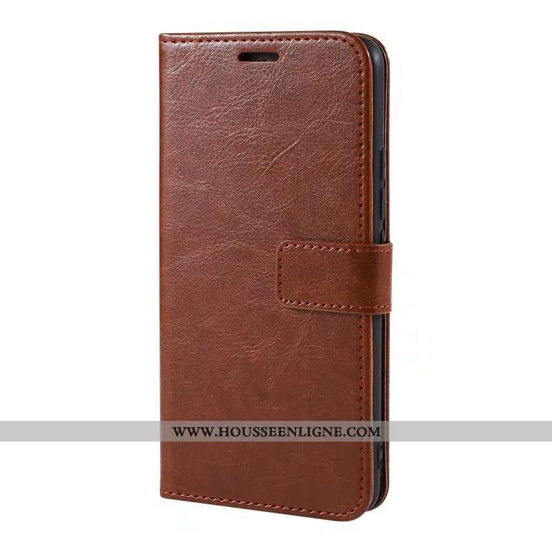 Étui Huawei P40 Lite Protection Silicone Incassable Housse Tout Compris Téléphone Portable Marron