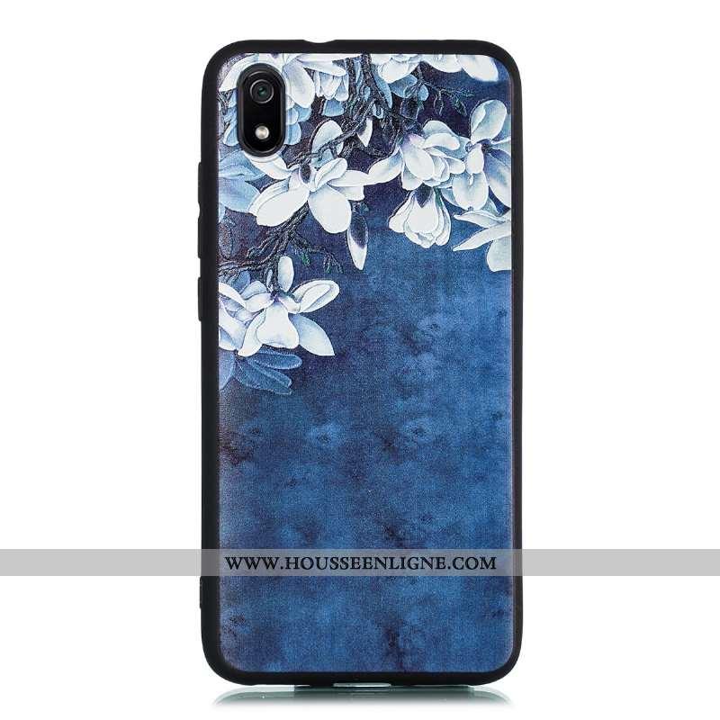 Étui Huawei Y5 2020 Délavé En Daim Personnalité 2020 Incassable Téléphone Portable Dessin Animé Ultr