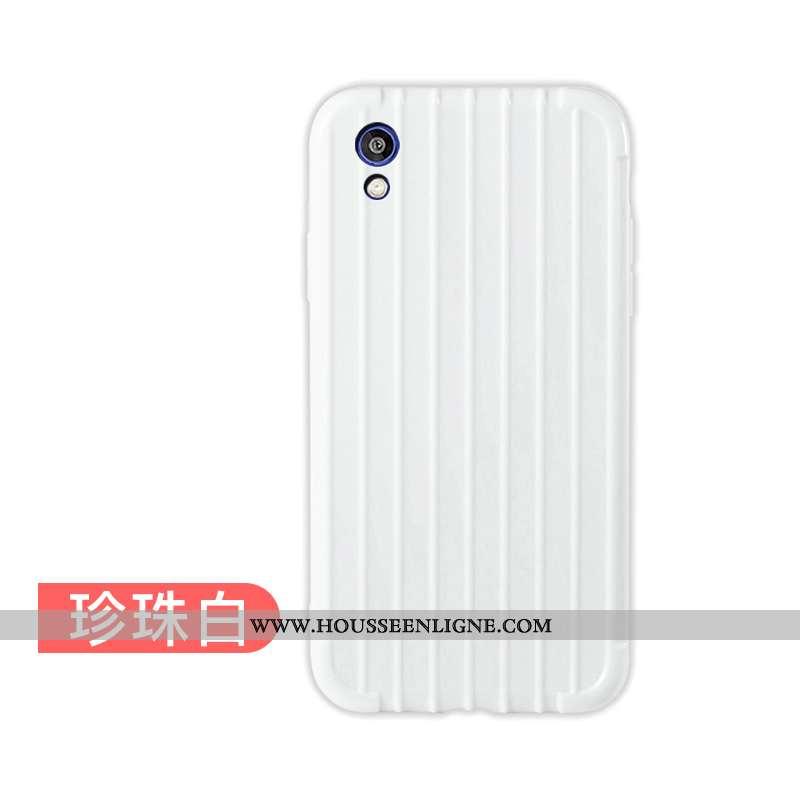 Étui Huawei Y5 2020 Protection Ultra Téléphone Portable Incassable 2020 Légère Blanc Blanche