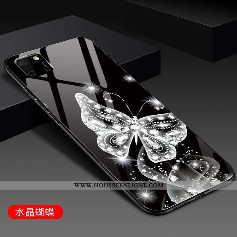 Étui Huawei Y5p Tendance Légère Noir Ultra Verre Coque