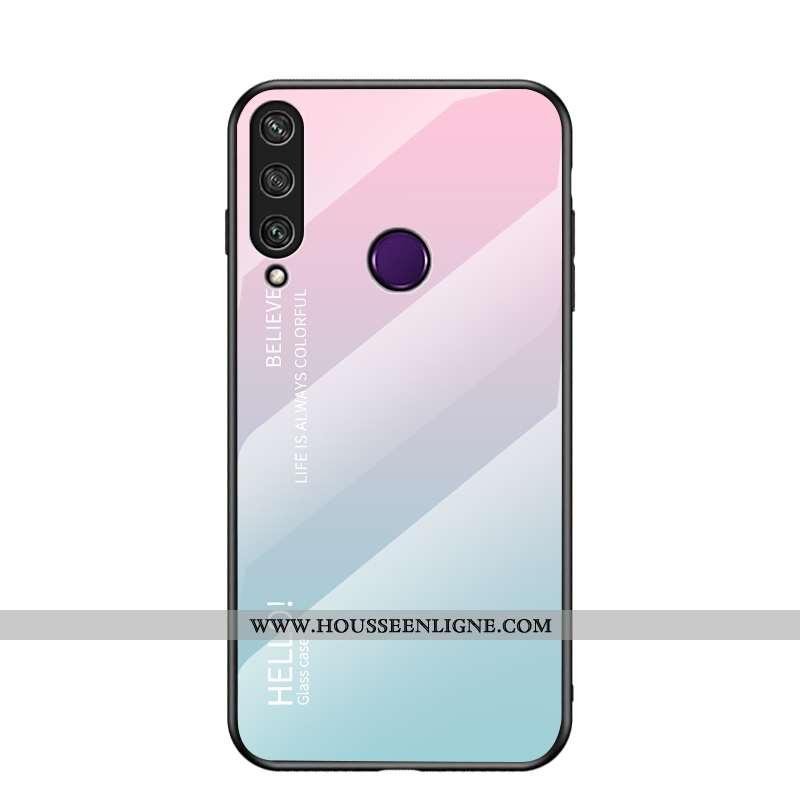 Étui Huawei Y6p Mode Protection Nouveau Amoureux Incassable Dégradé Difficile Coloré