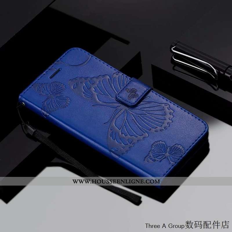 Étui Huawei Y7 2020 Dessin Animé Protection Incassable Tout Compris Téléphone Portable Coque 2020 Bl