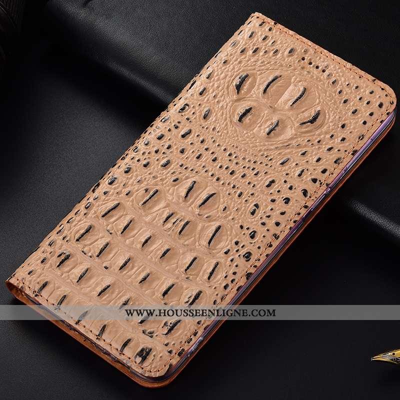 Étui Nokia 2.1 Cuir Véritable Protection Incassable Marron Coque Téléphone Portable