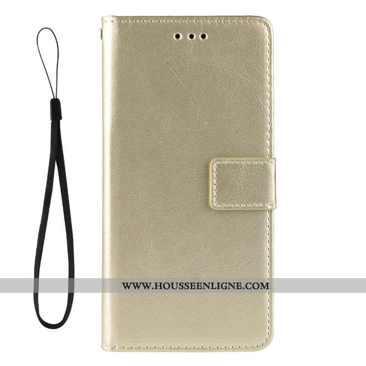 Étui Nokia 2.2 Ornements Suspendus Portefeuille Protection Housse Cuir Téléphone Portable Doré