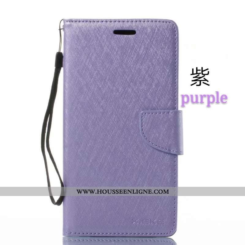 Étui Nokia 5.1 Tendance Portefeuille Téléphone Portable Housse 2020 Tout Compris Plier Violet