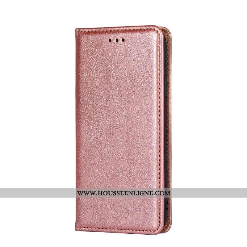 Étui Nokia 5.3 Cuir Magnétisme Housse Téléphone Portable Coque Rose