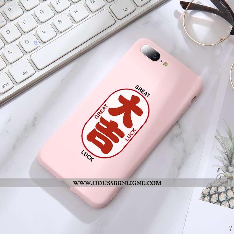 Étui Oneplus 5 Légère Fluide Doux Téléphone Portable Protection Ultra Grand Rose