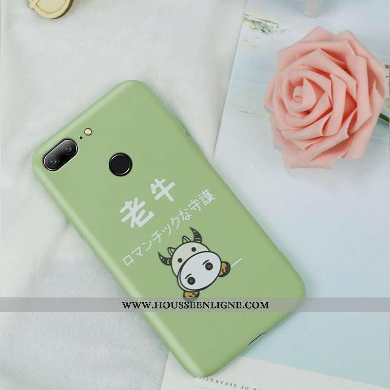 Étui Oneplus 5t Fluide Doux Silicone Téléphone Portable Coque Incassable Personnalité Créatif Verte