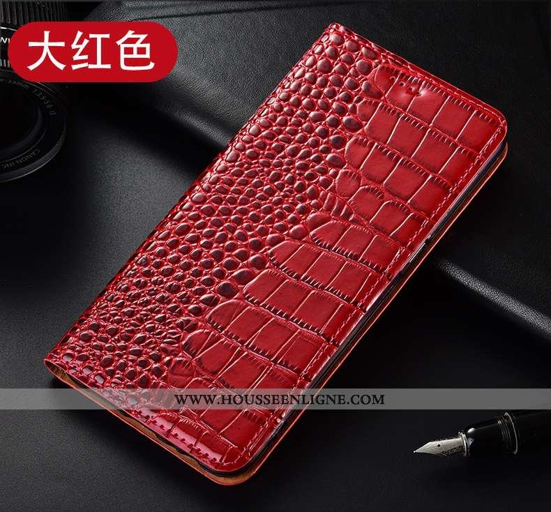 Étui Oneplus 8 Pro Cuir Véritable Modèle Fleurie Housse Crocodile Tout Compris Téléphone Portable Pr