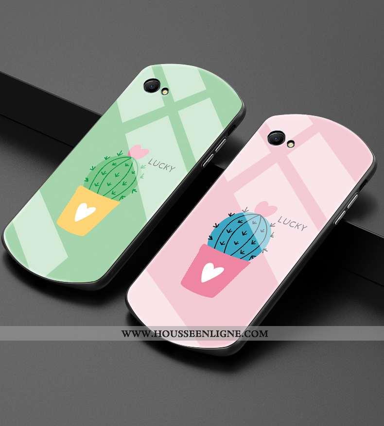 Étui Oppo A3 Tendance Mode Créatif Personnalité Téléphone Portable Coque Charmant Verte