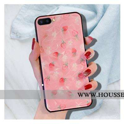 Étui Oppo A5 Pour Téléphone Portable Rose Coque