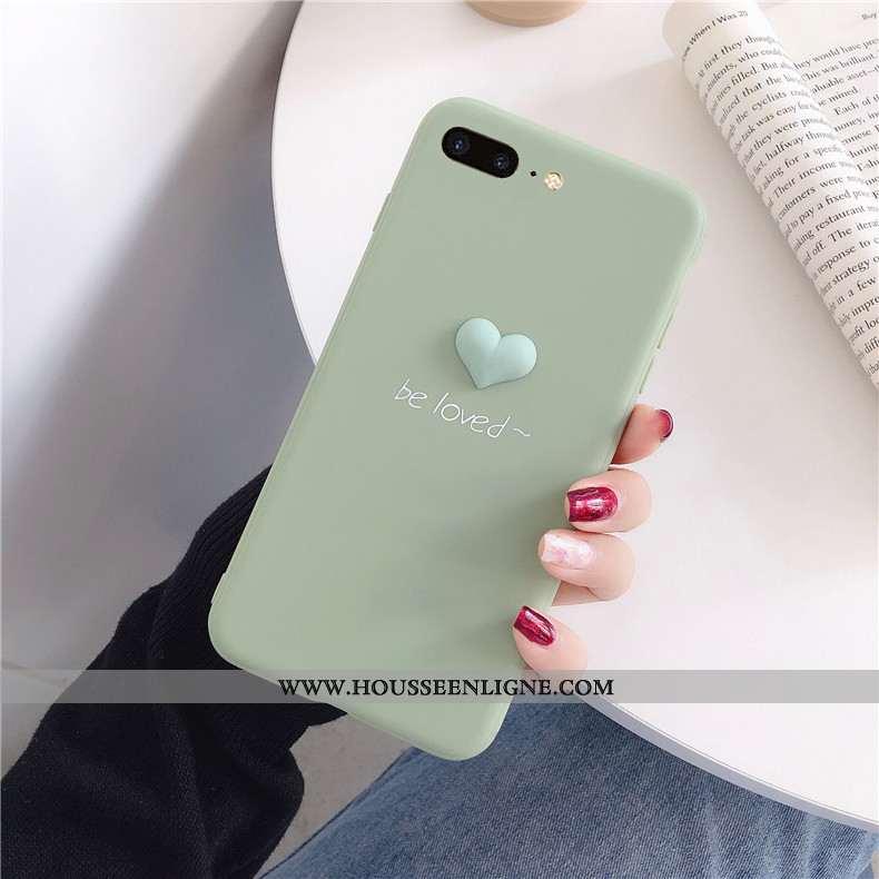 Étui Oppo Ax5 Protection Fluide Doux Amour Téléphone Portable Incassable Dimensionnel Verte