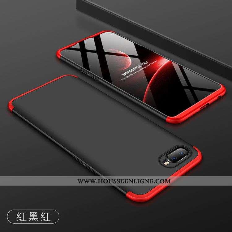 Étui Oppo Rx17 Neo Ultra Légère Nouveau Protection Tout Compris Rouge Téléphone Portable