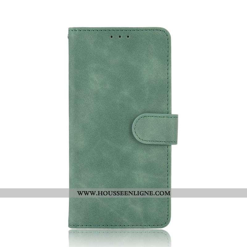 Étui Samsung Galaxy A21s Portefeuille Cuir Téléphone Portable Étoile Bovins Modèle Fleurie Vert Vert