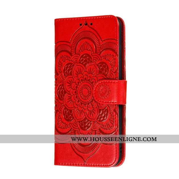 Étui Samsung Galaxy A51 Silicone Protection Rouge Téléphone Portable Étoile Tout Compris