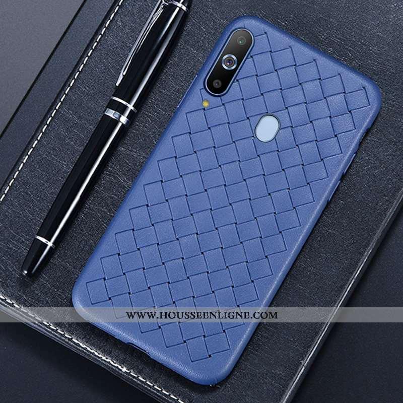 Étui Samsung Galaxy A8s Personnalité Fluide Doux Amoureux Bordure Incassable Étoile Téléphone Portab