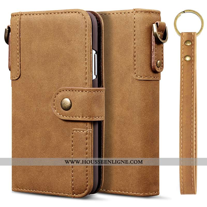 Étui Samsung Galaxy Note 10 Cuir Véritable Kaki Coque Housse Téléphone Portable Étoile Membrane Khak