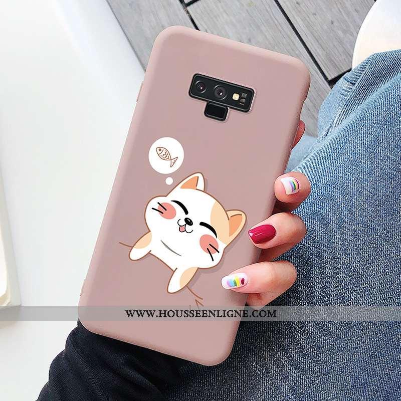 Étui Samsung Galaxy Note 9 Ultra Tendance Téléphone Portable Étoile Dessin Animé Fluide Doux Créatif
