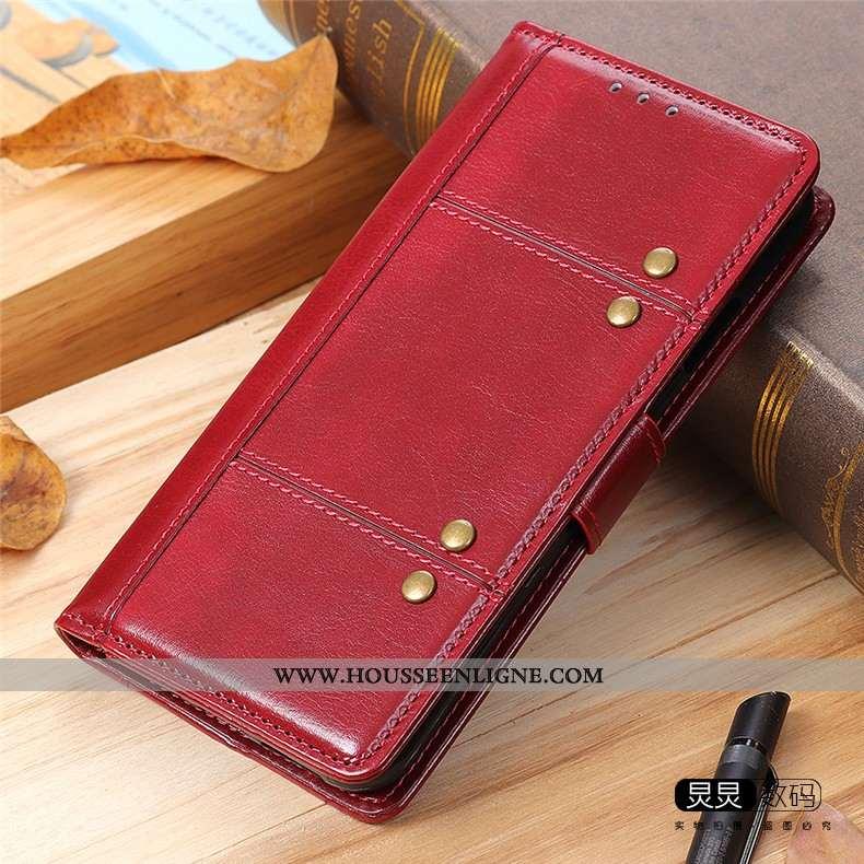 Étui Samsung Galaxy Note20 Protection Personnalité Étoile Rouge Tout Compris Téléphone Portable