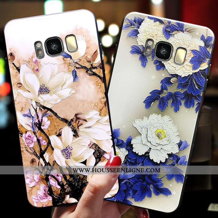 Étui Samsung Galaxy S8 Protection Ornements Suspendus Coque Personnalité Incassable Légère Tout Comp