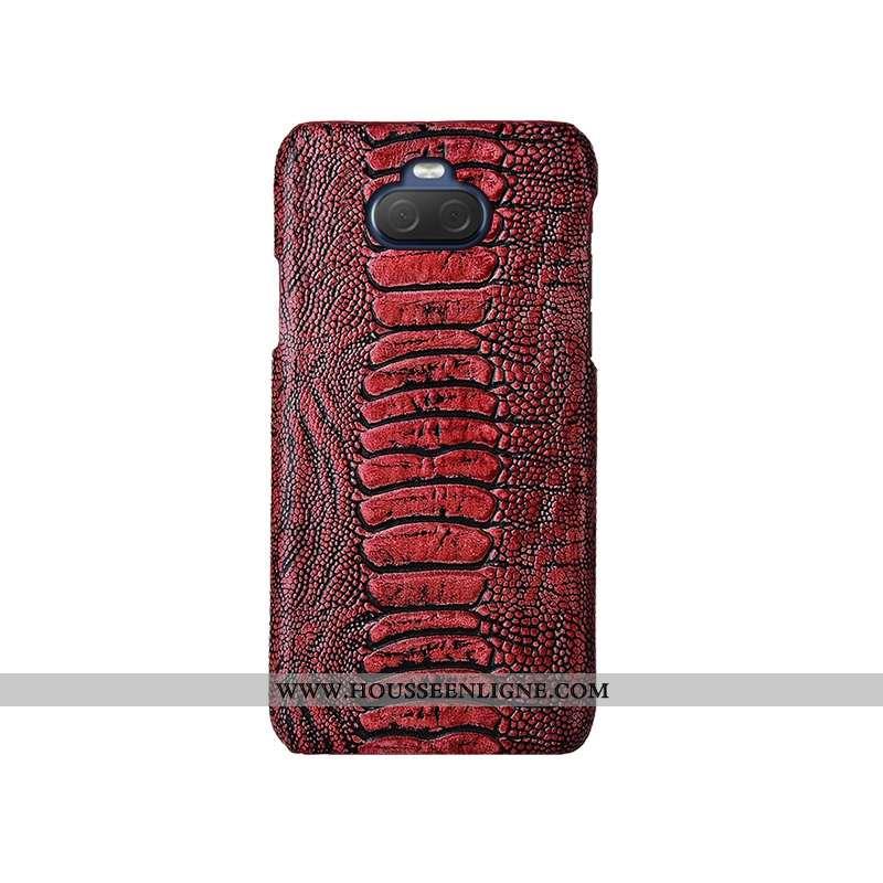 Étui Sony Xperia 10 Plus Protection Luxe Oiseau Personnalité Téléphone Portable Incassable Coque Bor