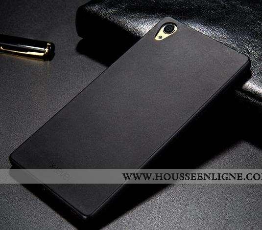 Étui Sony Xperia Xa Ultra Téléphone Portable Coque Incassable Noir Tout Compris