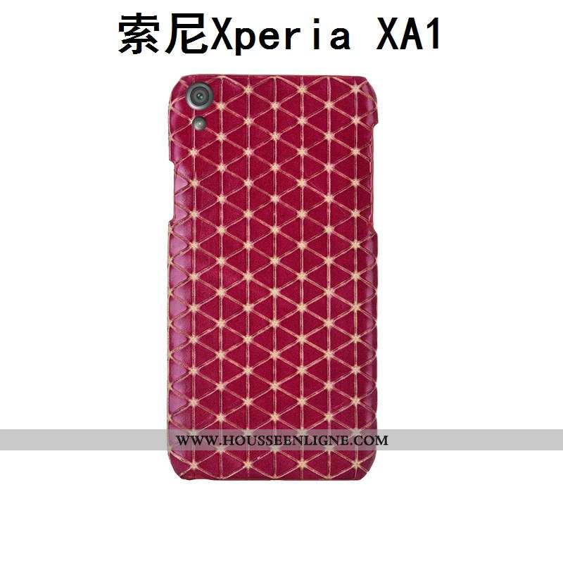 Étui Sony Xperia Xa1 Luxe Personnalité Créatif Personnalisé Couvercle Arrière Téléphone Portable Rou