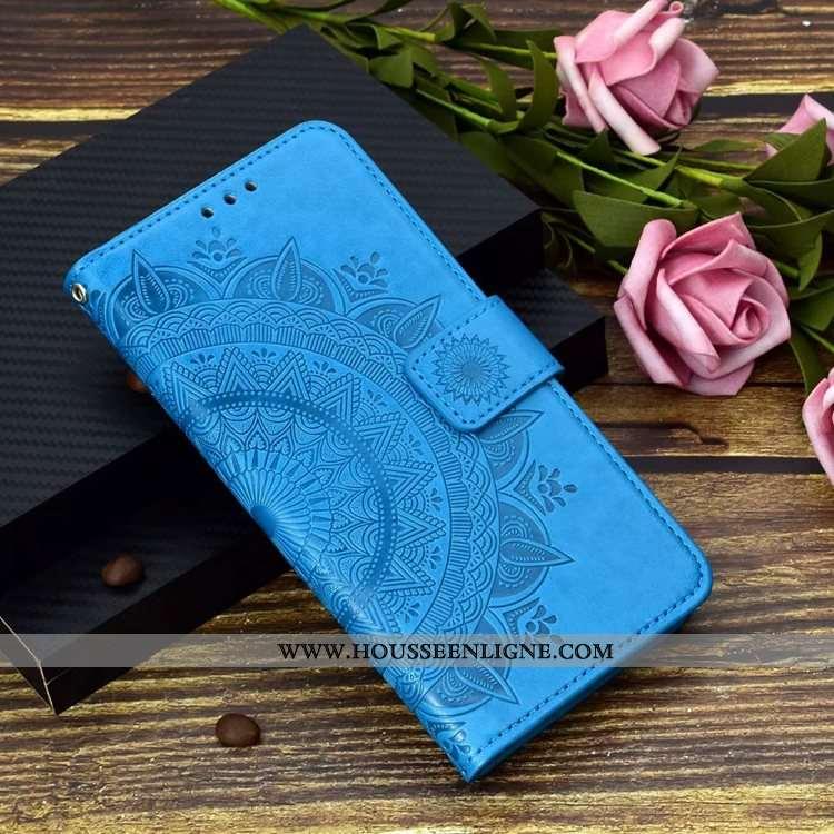Étui Sony Xperia Xa2 Ultra Ornements Suspendus Fluide Doux Téléphone Portable Incassable Coque Bleu