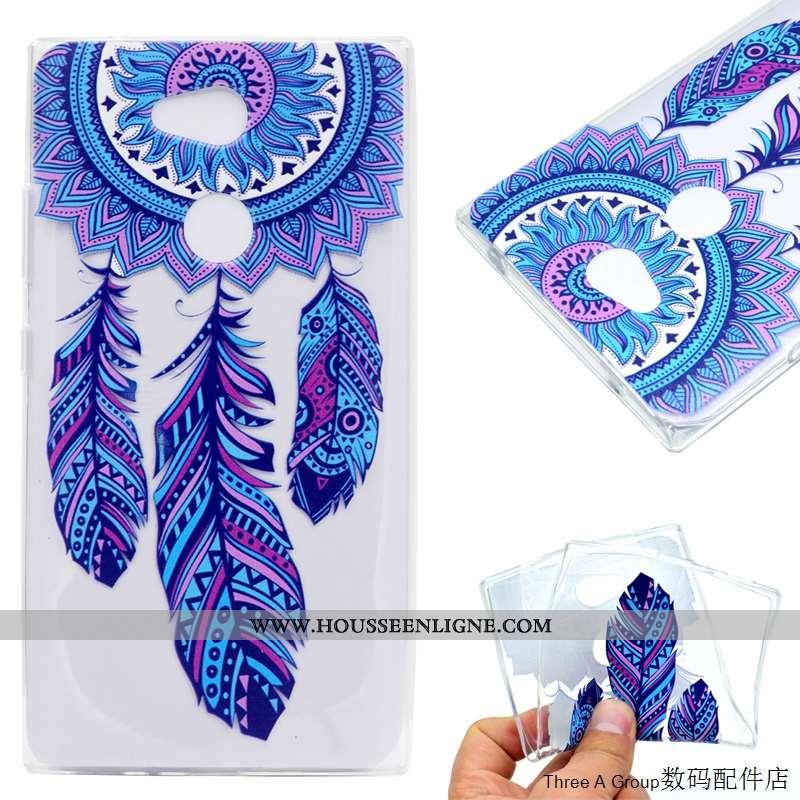 Étui Sony Xperia Xa2 Ultra Silicone Protection Incassable Coque Bleu Tout Compris