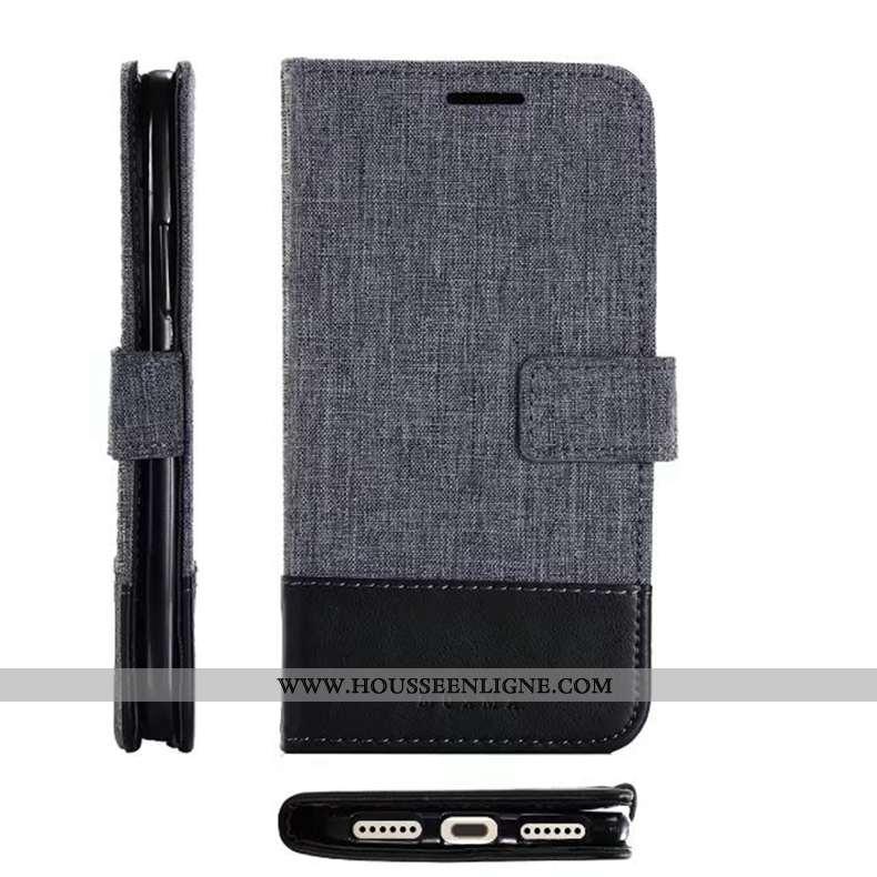 Étui Sony Xperia Xz1 Compact Coque Gris Housse Téléphone Portable