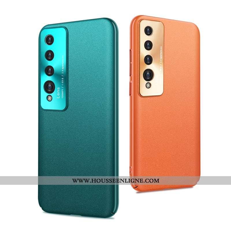 Étui Xiaomi Mi 10 Créatif Ultra Difficile Vert Téléphone Portable Petit Légère Verte