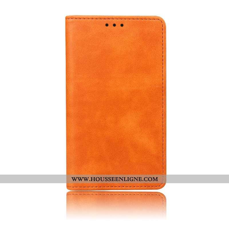 Étui Xiaomi Mi 9 Se Protection Portefeuille Tout Compris Cuir Coque Téléphone Portable Marron