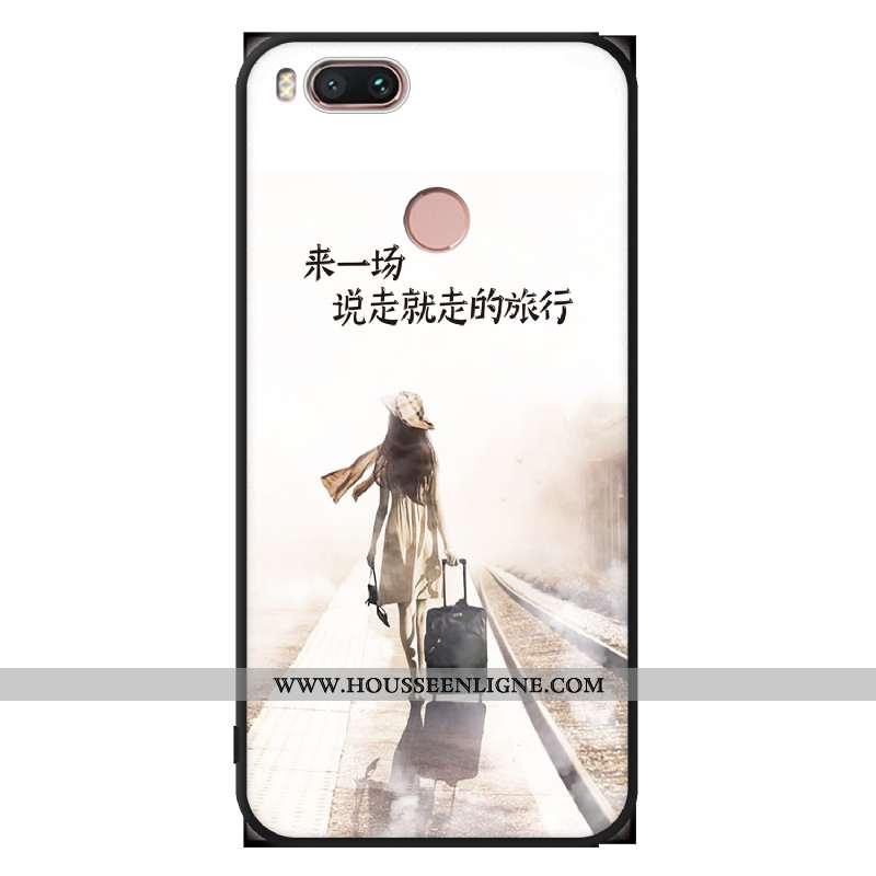 Étui Xiaomi Mi A1 Personnalité Créatif Ornements Suspendus Petit Tendance Téléphone Portable Fluide