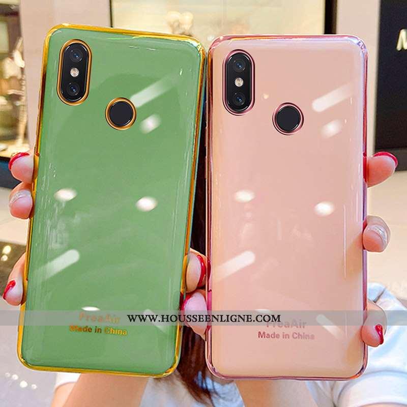 Étui Xiaomi Mi Mix 2s Silicone Protection Incassable Vert Téléphone Portable Tout Compris Verte