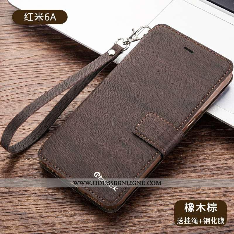 Étui Xiaomi Redmi 6a Fluide Doux Silicone Incassable Tout Compris Housse Téléphone Portable Coque Ma