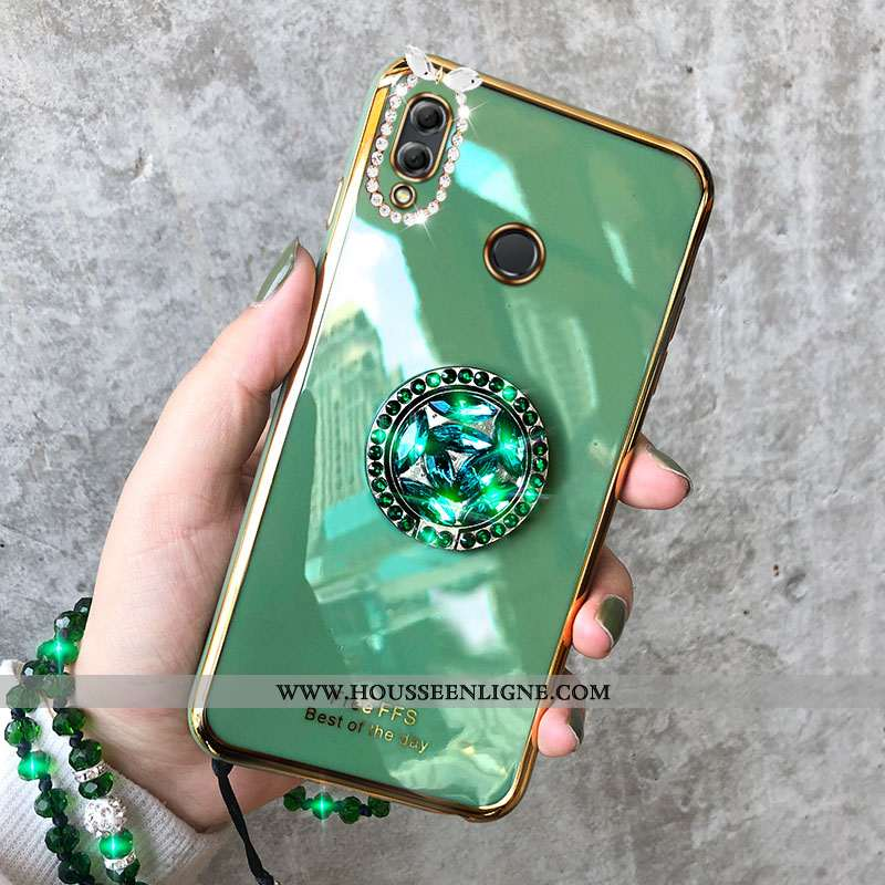 Étui Xiaomi Redmi 7 Tendance Silicone Tout Compris Téléphone Portable Vert Incassable Verte