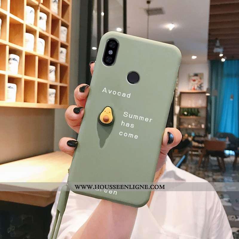 Étui Xiaomi Redmi Note 5 Personnalité Créatif Silicone Légère Bovins Fluide Doux Téléphone Portable