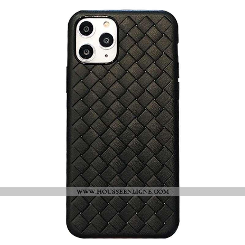 Étui iPhone 11 Pro Fluide Doux Silicone Protection Incassable Téléphone Portable Coque Refroidisseme
