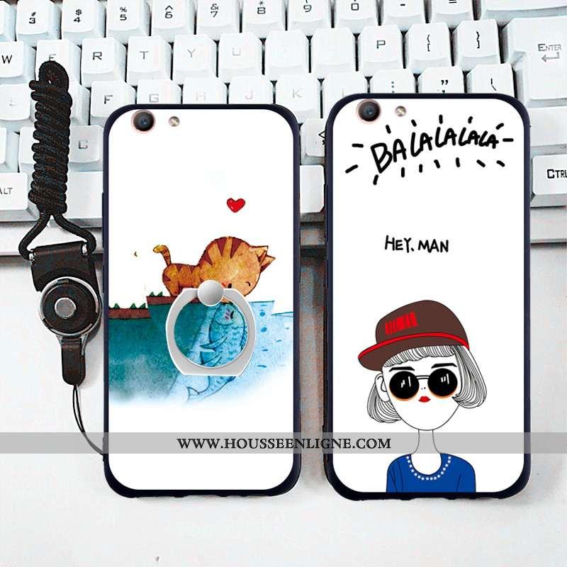 Étui iPhone 6/6s Charmant Ornements Suspendus Téléphone Portable Incassable Coque Blanc Blanche