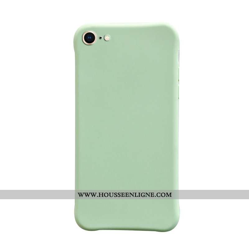 Étui iPhone 6/6s Personnalité Fluide Doux Téléphone Portable Couleur Unie Protection Tout Compris Ve