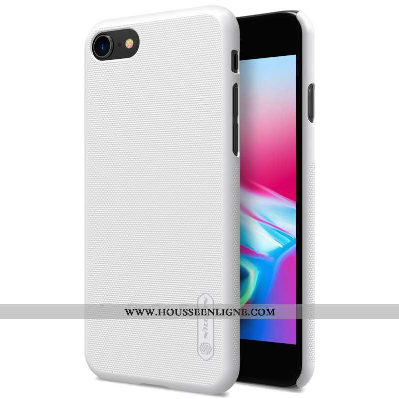 Étui iPhone Se (nouveau) Délavé En Daim Personnalité Incassable Antidérapant Téléphone Portable Nouv