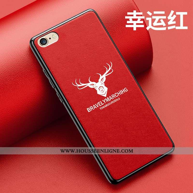 Étui iPhone Se (nouveau) Ornements Suspendus Personnalité Coque Incassable Cuir Protection Silicone